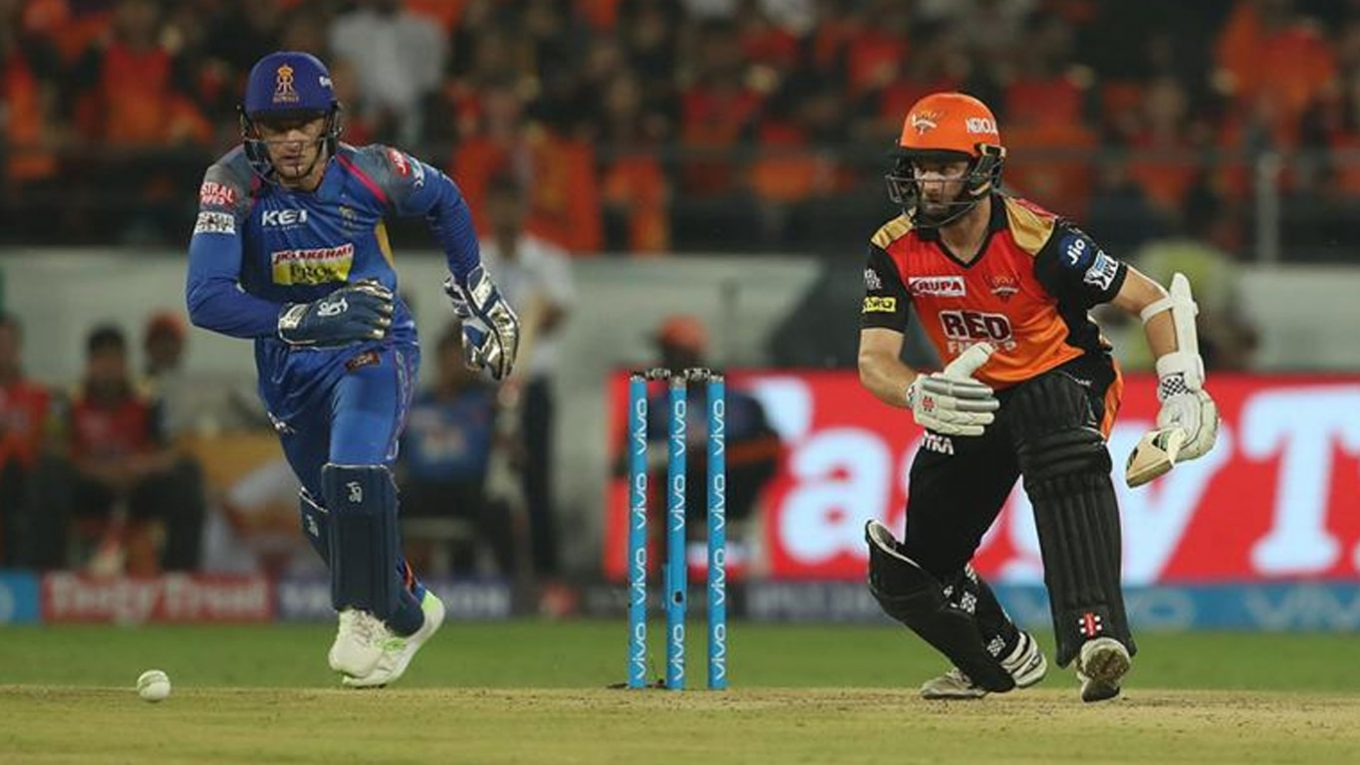 8th Match, SRH vs RR, Today Match Prediction