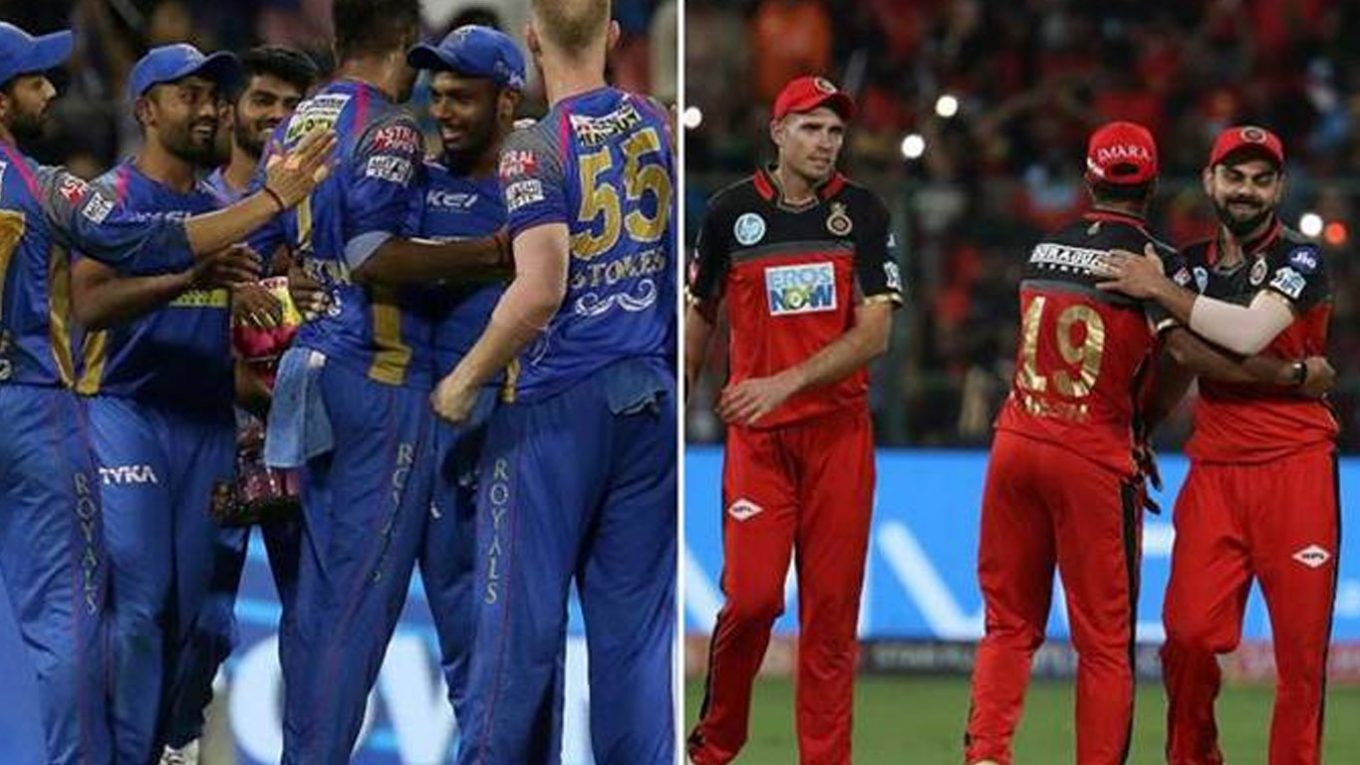 14th Match, RR vs RCB, Today Match Prediction
