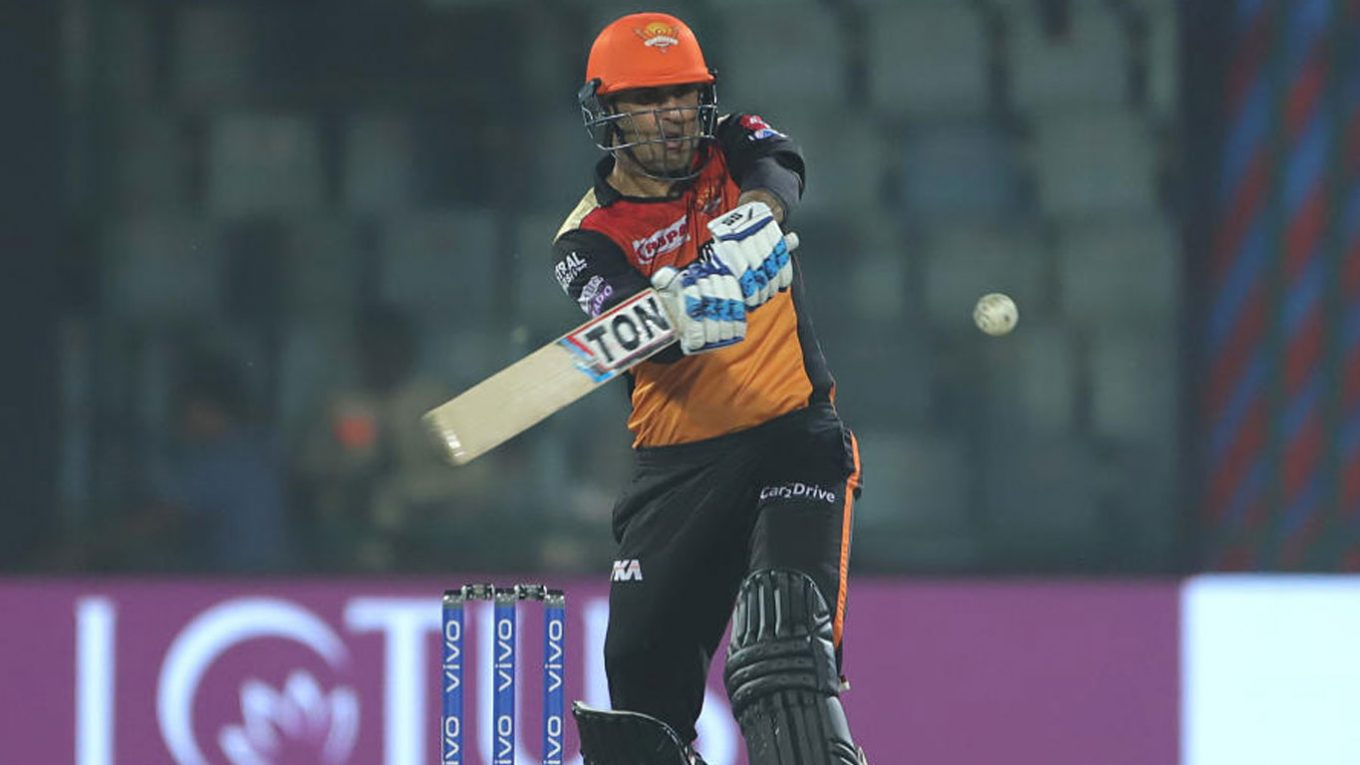 Eliminator Match, DC vs SRH, Dream11 Team Prediction