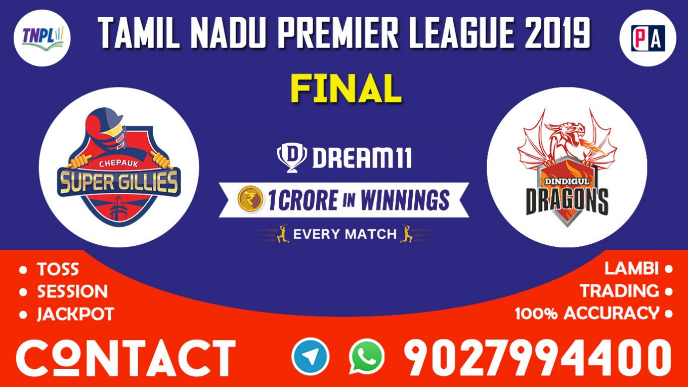 Final Match, CHE vs DIN, Dream11 Team Prediction