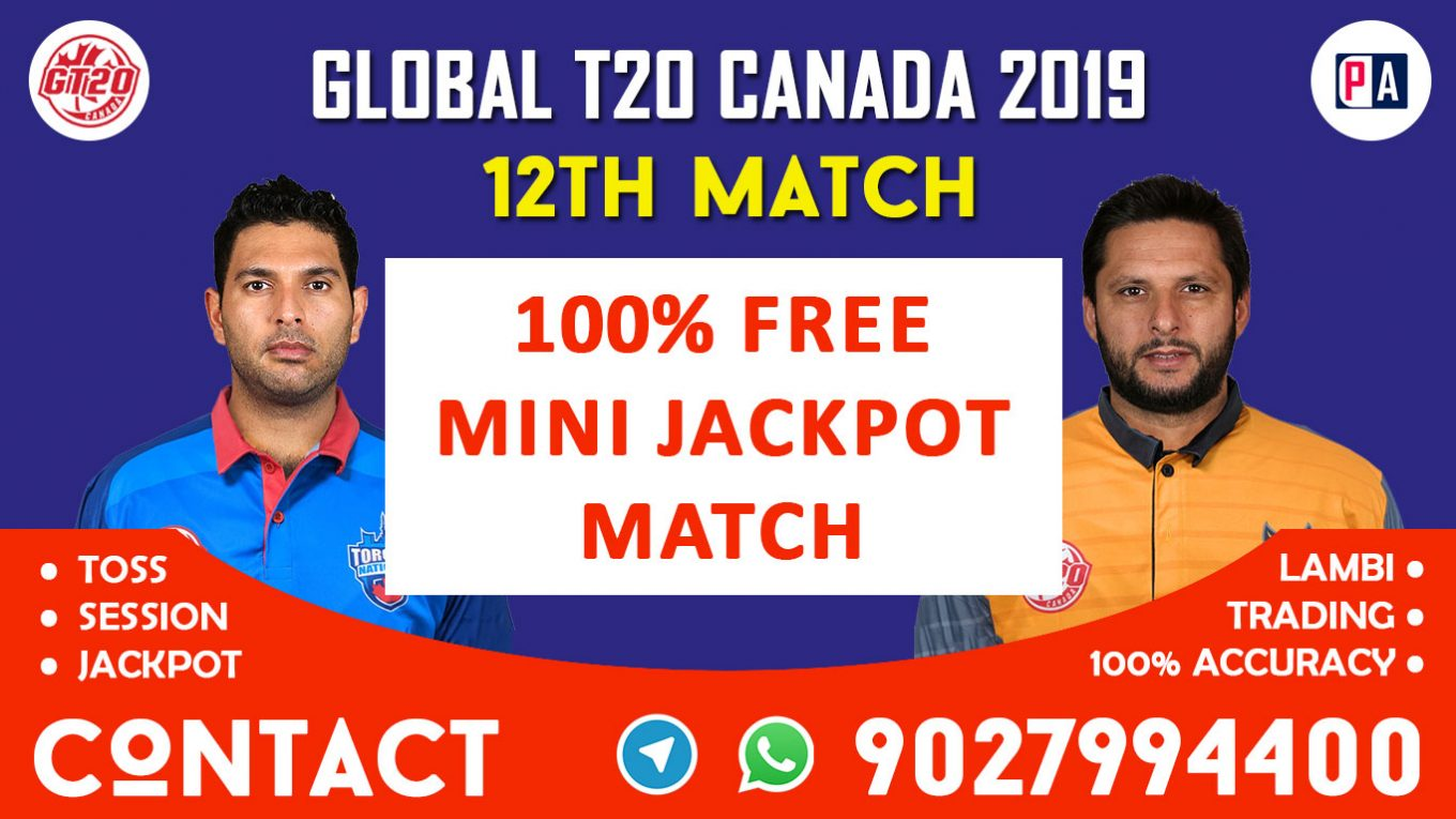 12th Match, TTN vs BTW, Today Match Prediction
