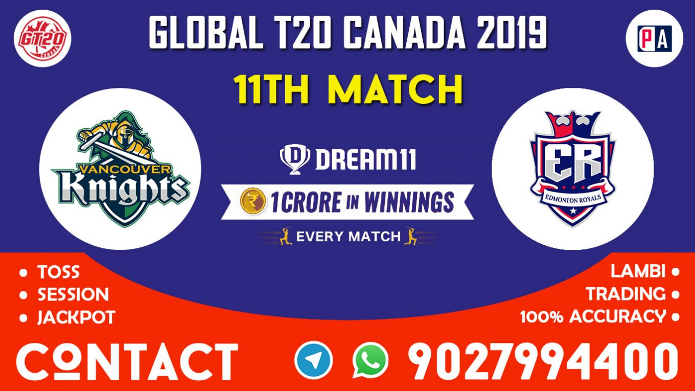 11th Match, ERO vs VK, Dream11 Team Prediction
