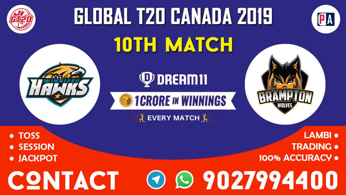10th Match, WPH vs BTW, Dream11 Team Prediction