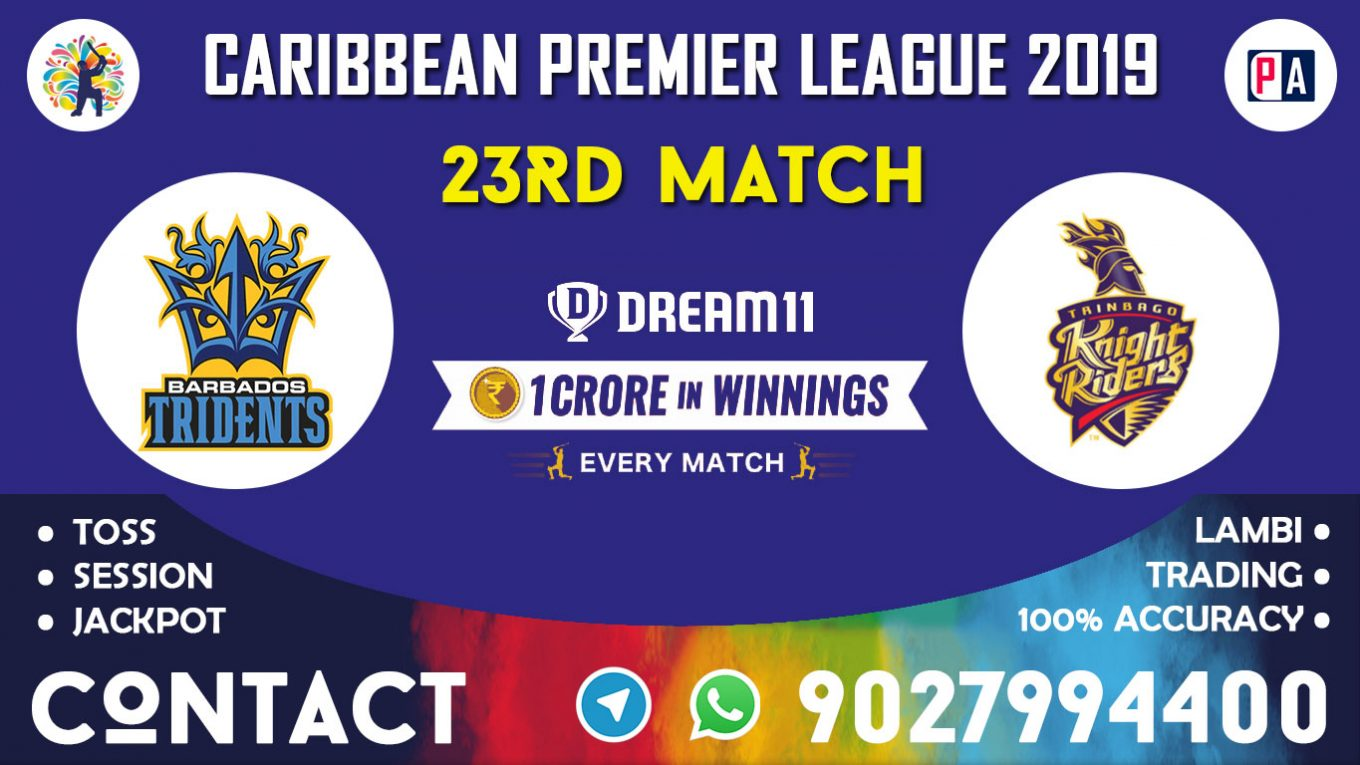 23rd match, BT vs TKR, Dream11 Team Prediction