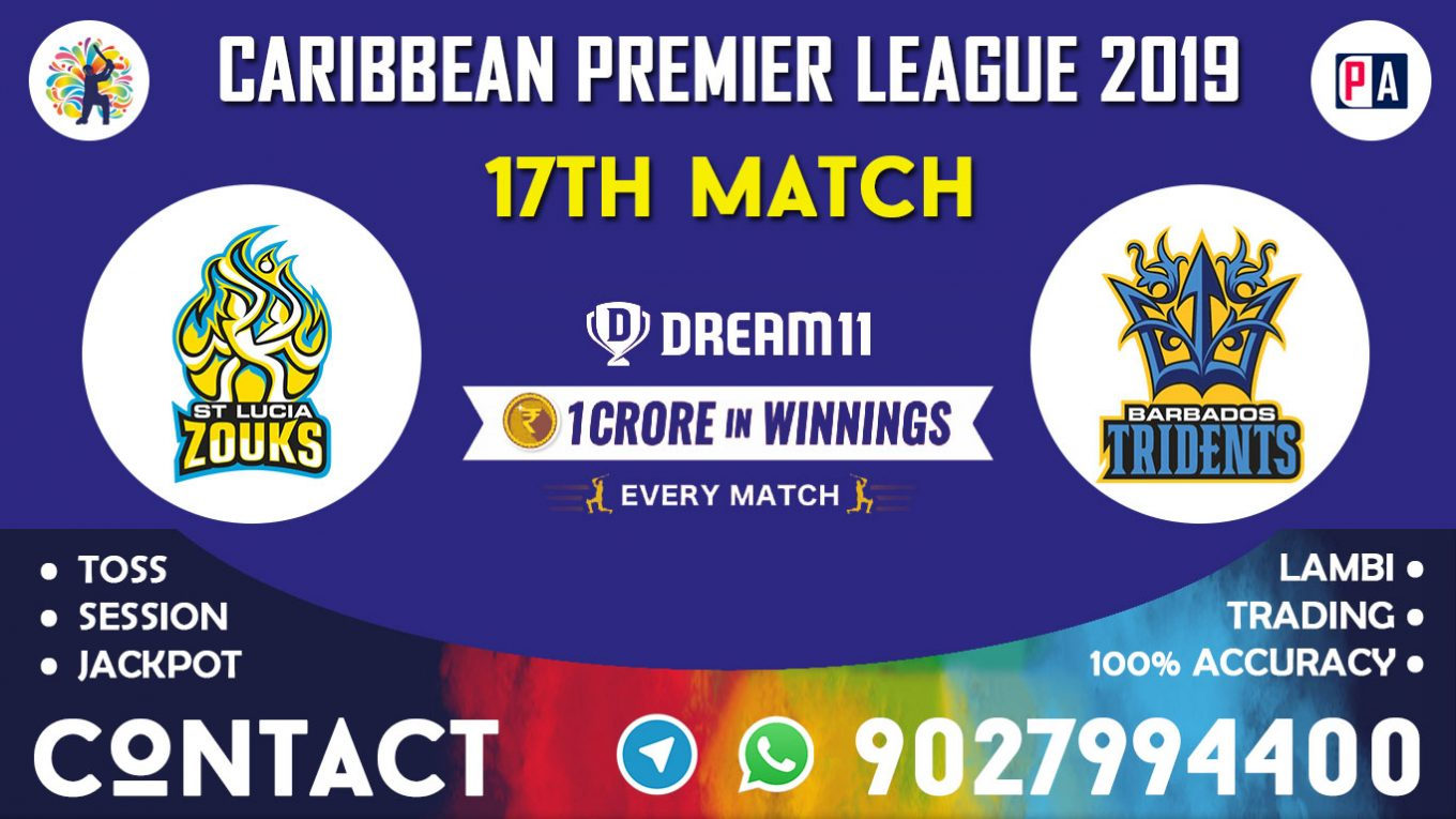 17th Match, STZ vs BT, Dream11 Team Prediction