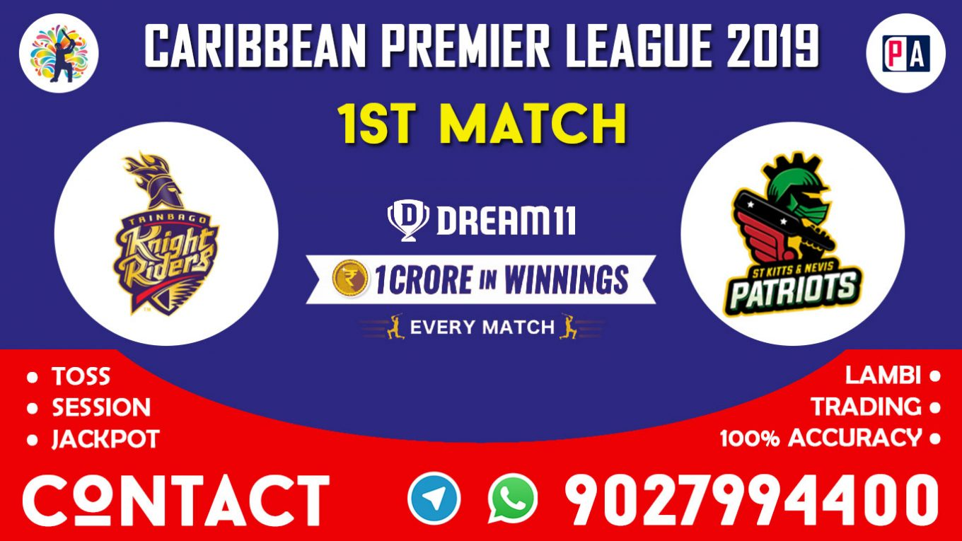 1st Match, TKR vs SNP, Dream11 Team Prediction