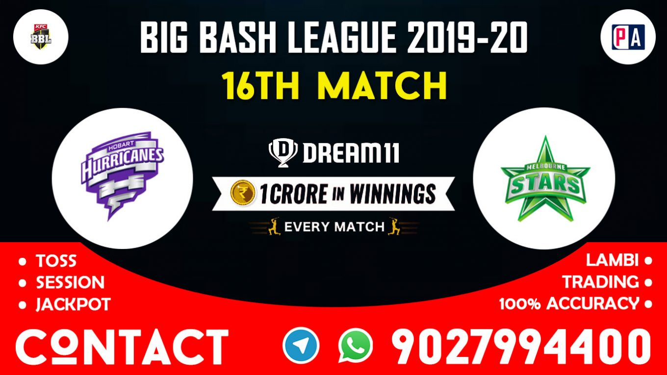 16th Match HBH vs MLS Dream11 Team Prediction