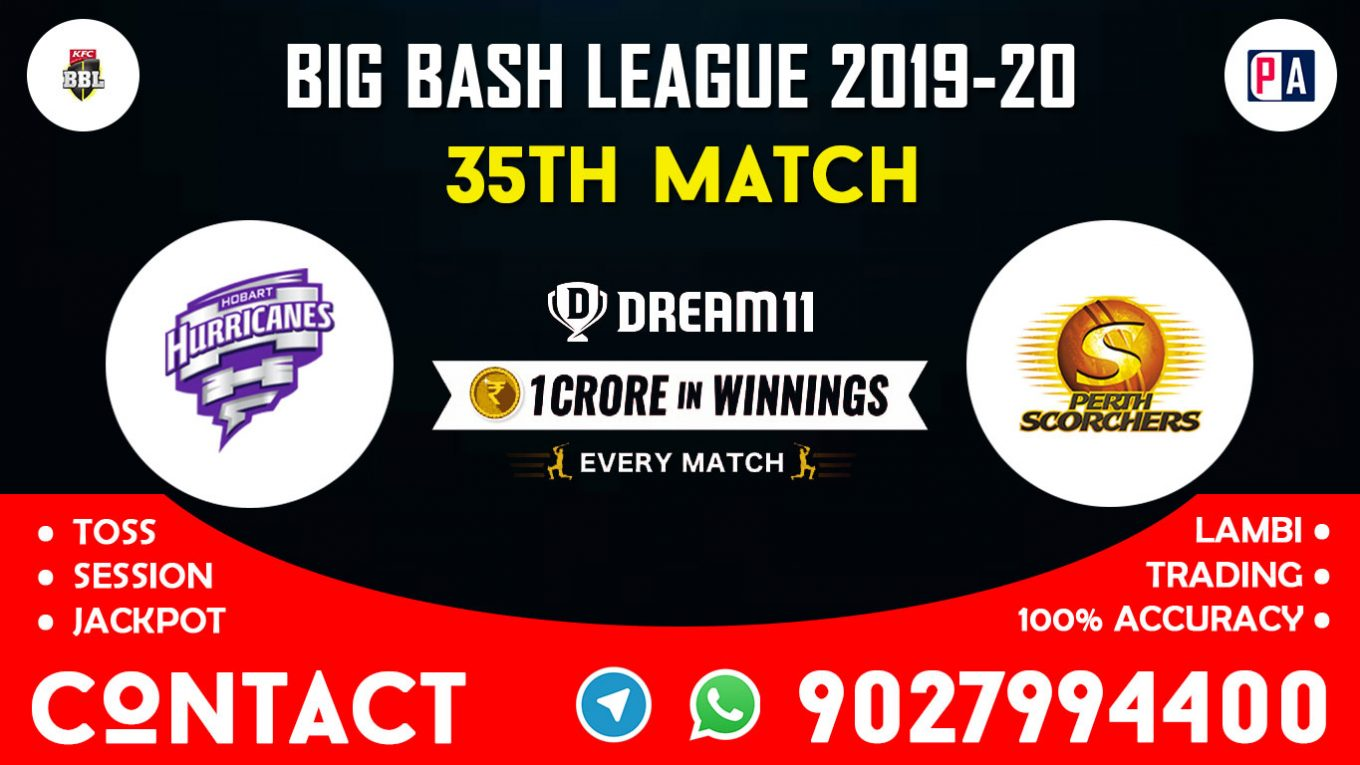 35th Match, HUR vs SCO, Dream11 Team Prediction