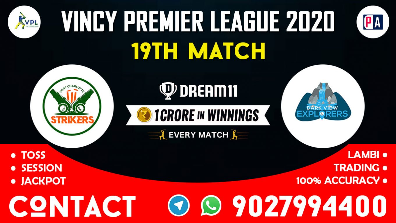 19th Match, FCS vs DVE, Dream11 Team Prediction