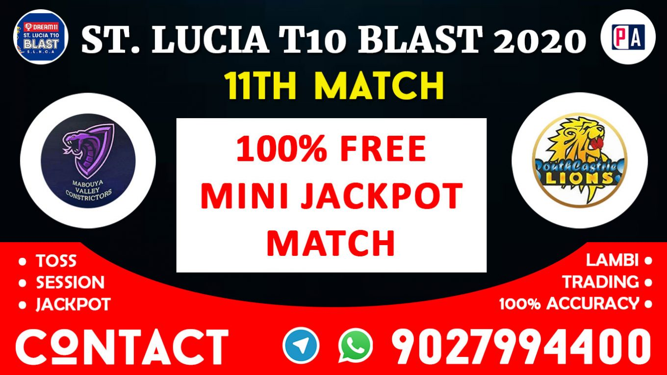 11th Match, MAC vs SCL, Today Match Prediction