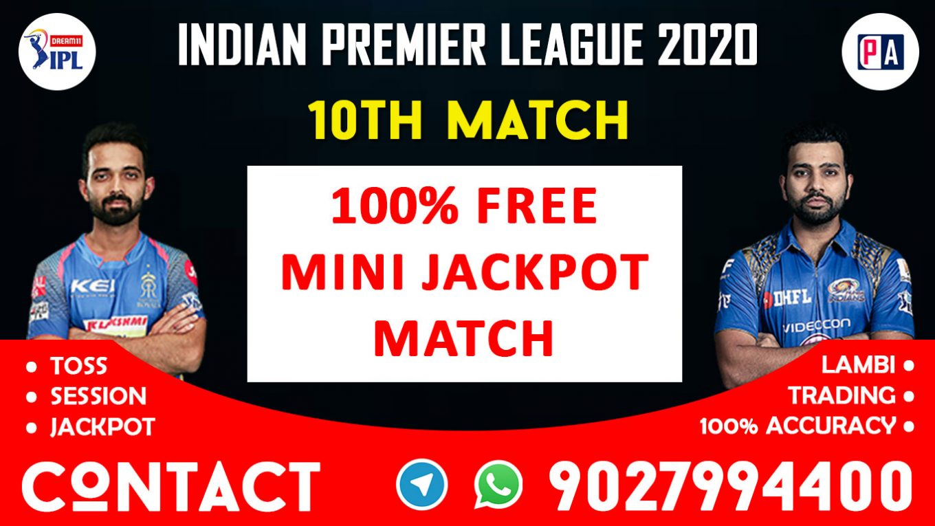 10th Match RCB vs MI Today Match Prediction