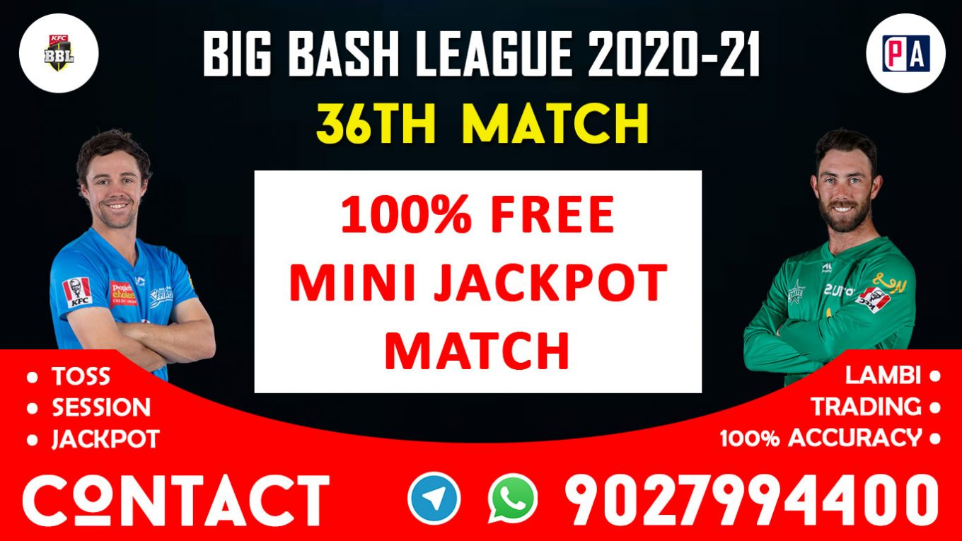 36th Match ADS vs MLS Today Match Prediction
