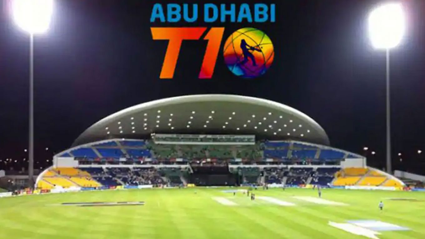 T10 league 2021 Schedule