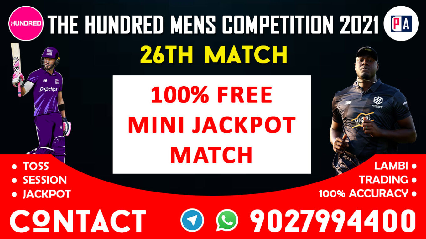 26th Match NORS vs MCR Today Match Prediction